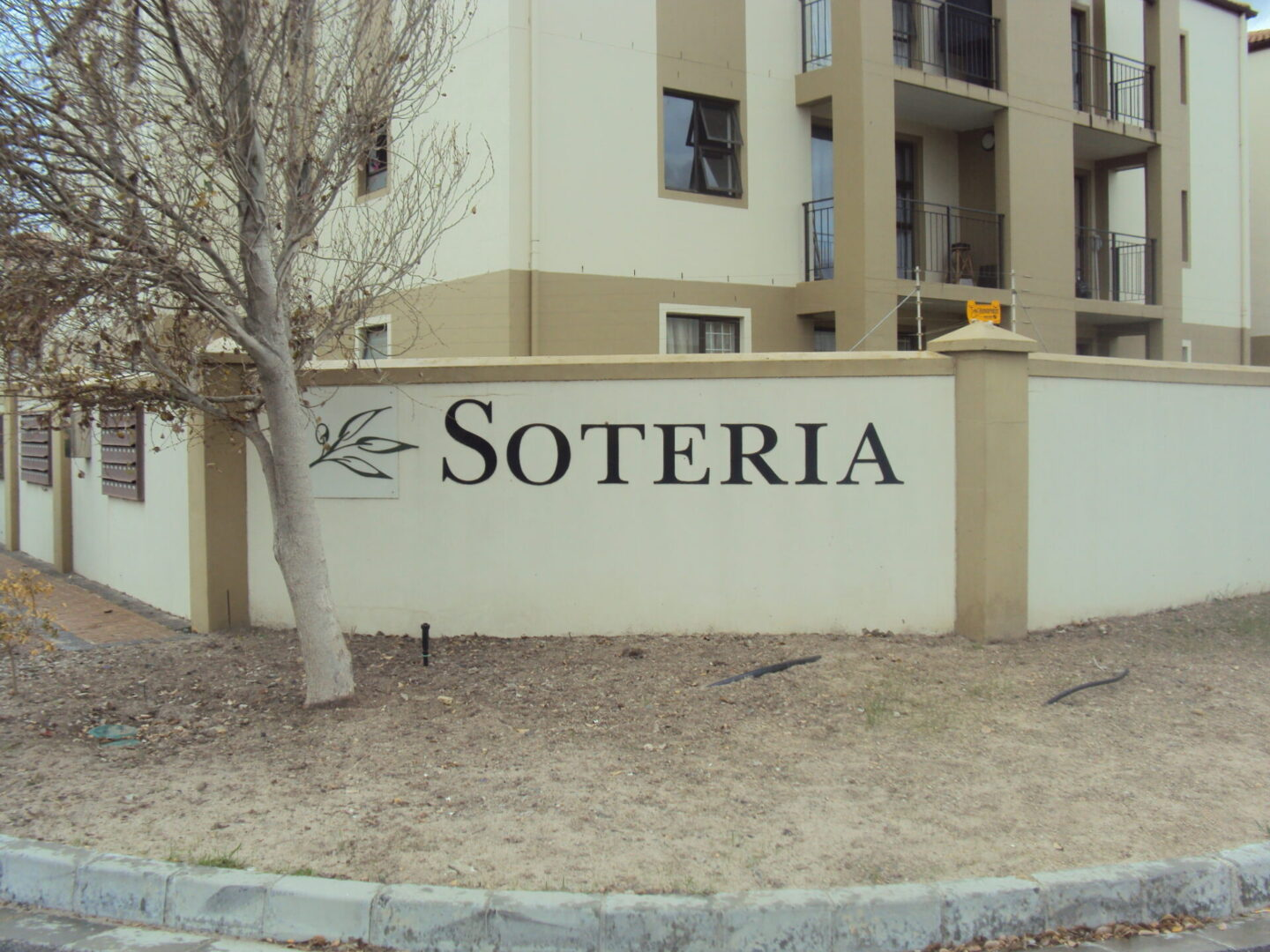Soteria – 1st Floor Flat in Strand